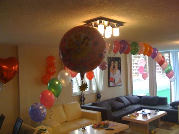Reks Balloon Decorations